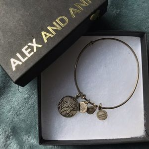 """Sister"" Alex and Ani"